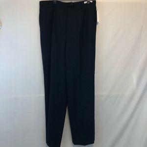 Pendleton SEASONLESS WOOL STRAIGHT LEG PANTS 16